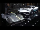 Mercedes AMG Project One or Aston Martin Valkyrie