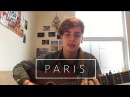 The Chainsmokers - Paris | Cover by John Buckley