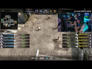 s1mple CRAZY no-scoped AWP Double Kill - Team Liquid vs Fnatic CS:GO ESL One Cologne 2016 Semifinals