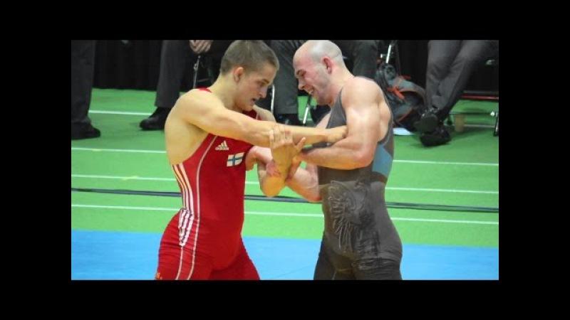 Greco-Roman Wrestling 66kg - Finland vs Poland