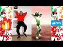 Зеленый человек танцует 2 /Кто круче Dame tu cosito