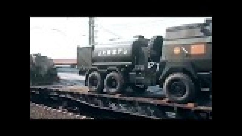ПРОСНИСЬ Военная техника КИТАЯ двигается уже в РФ, а древесина из РФ.