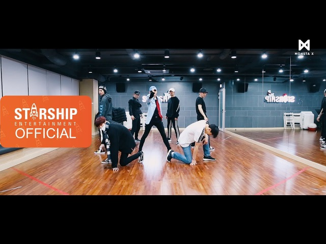 MONSTA X - Fighter (part switch ver.)