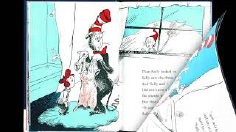 Part I The Cat in the Hat Comes Back! I Read Aloud Picture Book