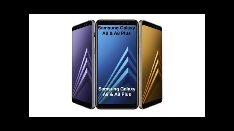 Samsung Galaxy A8 A8 Plus Introduction | Technical Specifications Features
