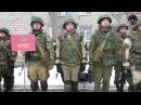 Открытие соревнований по военному многоборью