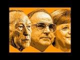 Scandal Nazi Germany has not perished! Konrad Adenauer blocked the denazification of Germany !