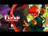 Flynn Son of Crimson Kickstarter trailer