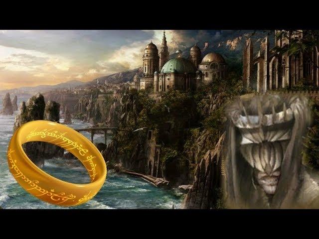 Как Саурон погубил Нуменор и кто такие Черные Нуменорцы