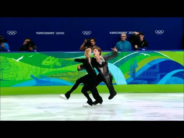 Ekaterina Bobrova Dmitry Soloviev 2010 Olympics FD