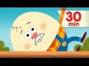 Humpty Dumpty | More Kids Songs | Super Simple Songs