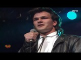 Patrick Swayze - She's Like The Wind (TopPop Norway) (1987)