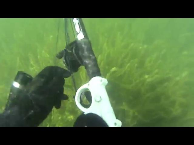 Сарапул, пруд Матвеиха, под водой.