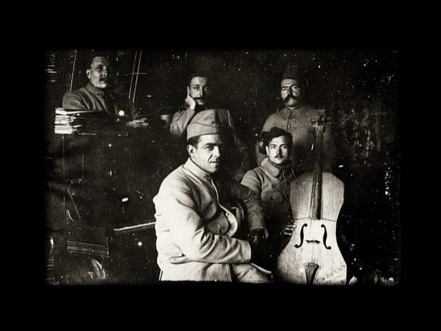 Le violoncelle des tranchées
