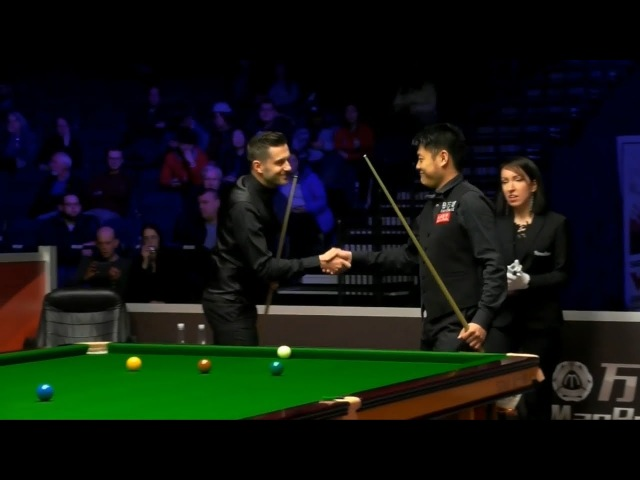 Mark Selby v Liang Wenbo 梁文博 R2 Welsh Open 2018