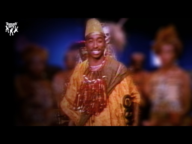 Digital Underground Same Song feat 2Pac Music Video