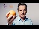 Alzheimer's Research UK's ShareTheOrange with Bryan Cranston