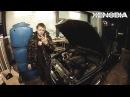 BMW E39 - замена доп помпы, натяжителя ремня кондиционера и генератора! День - 2!