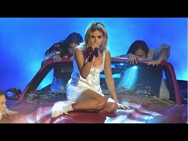 Selena Gomez, Marshmello - Wolves (Live at the AMA)
