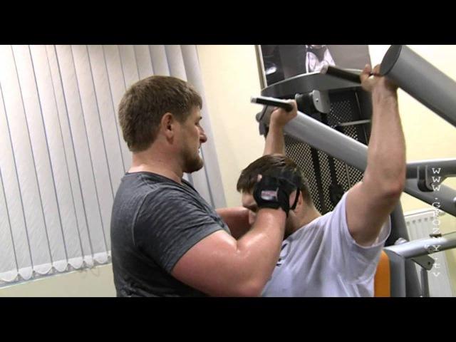 Руслан Чагаев бывший чемпион мира в супертяжелом весе по версии ВБА Чагаев Руслан