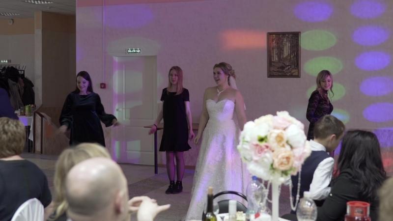 Танец подружек и невесты 2017 Perhaps Perhaps Perhaps