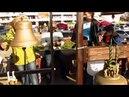 Колокольные звоны в радость детям Видео:сергей лаврентьев - 21.04.18 г.