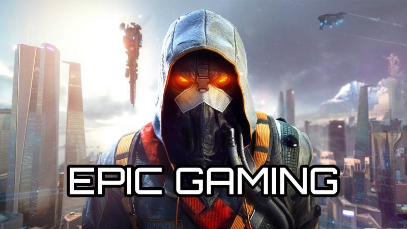 © MegaDrom — Epic Gaming