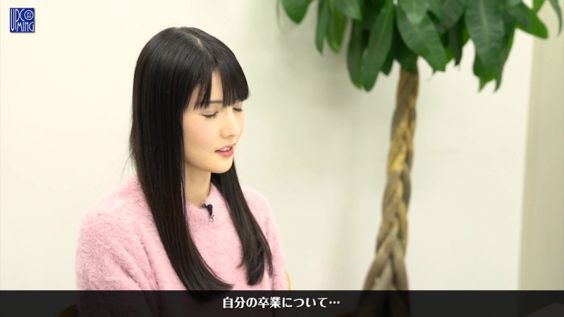 Michishige Sayumi Interview (Vol.3) ~Morning Musume 20th Anniversary Project~ (Upcoming 101)