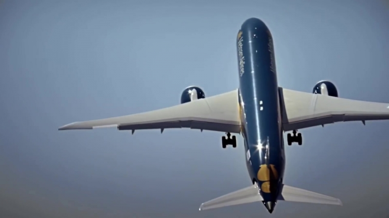 TOP 10 vertical takeoffs of airplanes 2018 Full HD_Full-HD