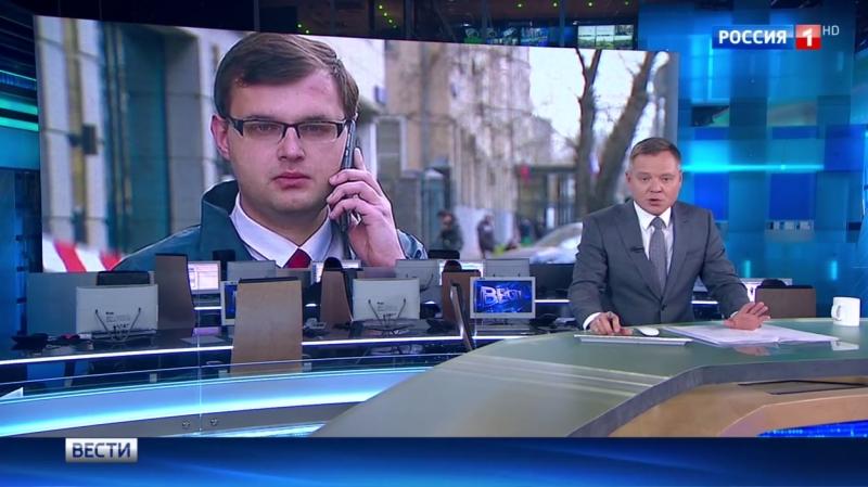 Вести-Москва • Грабители устроили погоню со стрельбой в центре Москвы