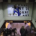 DKNY on Instagram Disrupting the streets, both above and below the pavement. The #DKNY Spring 2018 Campaign takes over Midtown Manhattan. Spot th...