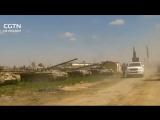 Сирийская армия освободила 60% территории Восточной Гуты
