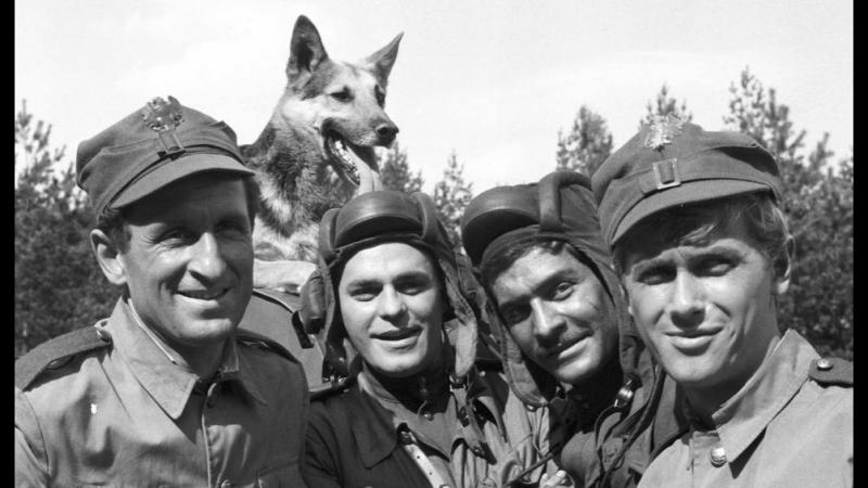 Четыре танкиста и собака 1966-1970, Польша, 3 серия