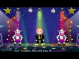 Head, Shoulders, Knees and Toes Kids Dance Song - Nursery Rhymes Songs for Children