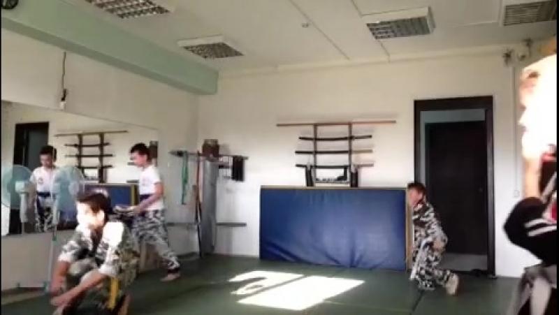 Тренировка каждый день - Накпоб