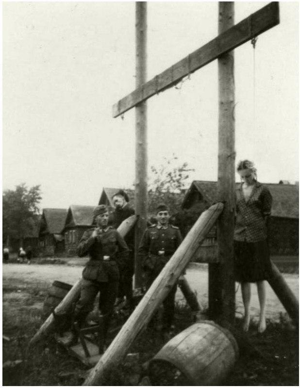 Порно извращенцы в немецких концлагерях