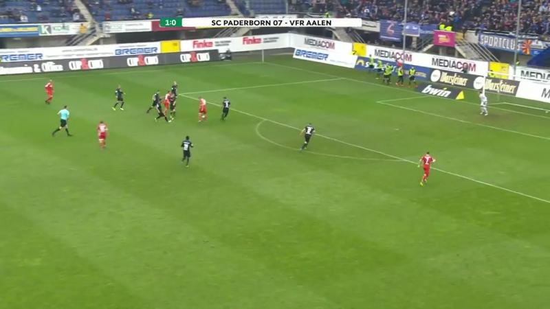 Highlights SC Paderborn 07 vs. VfR Aalen