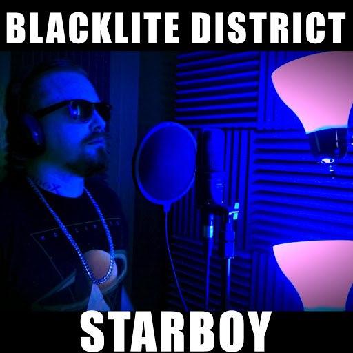 Blacklite District альбом Starboy