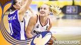 Russia v Bosnia and Herzegovina - Full Game - Ro 16 - FIBA U20 Women's European Championship 2017
