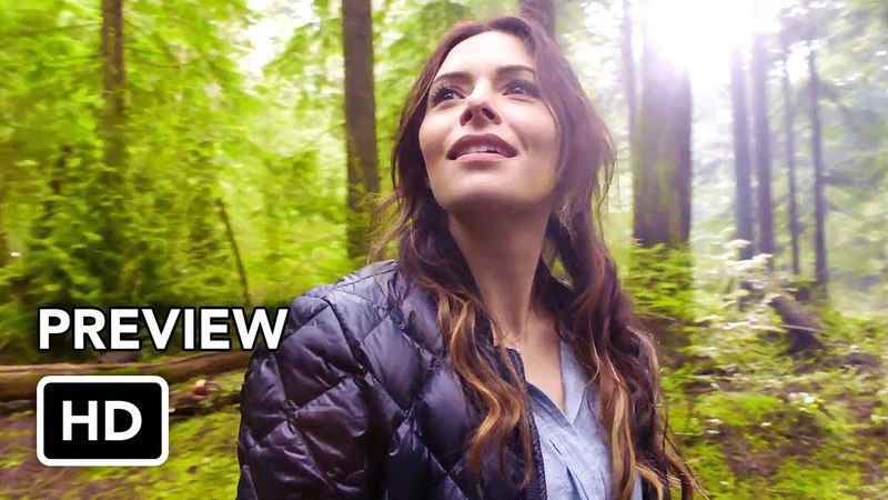 Reverie NBC First Look HD Sarah Shahi Dennis Haysbert virtual reality series