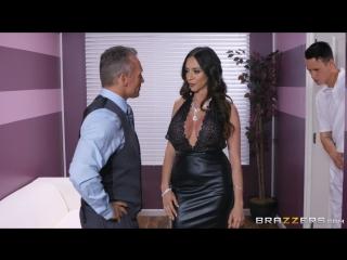 Ariella Ferrera Polishing His Trophy 2018 Big Tits Worship Cheating Feet Latina Oil Wife Work Fantasies 1080p
