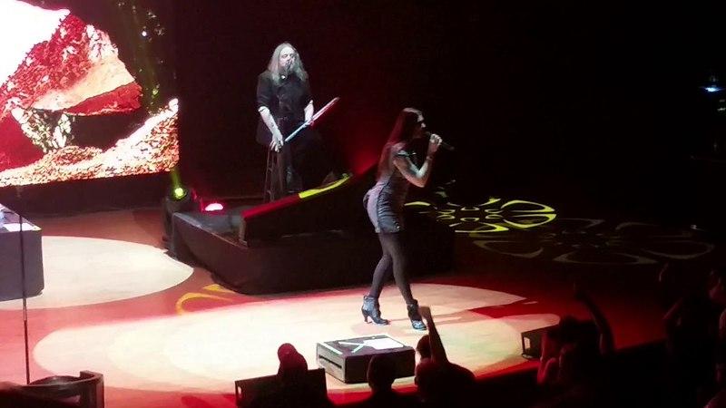 Nightwish - Elan Toronto - March 21, 2018 @ Massey Roy Thompson Hall