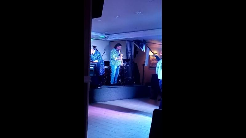 Трио Дениса Галушко в рестоклубе Гости музыканты г. Екатеринбург (2)