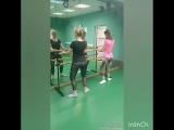 Боди Балет с Ванессой Мерьемовой