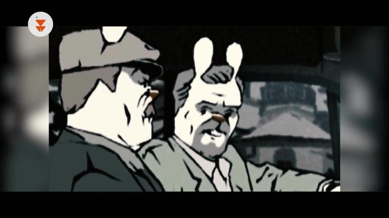 (Мой мульт) Пародия на сериал Есенин. История убийства_2 серия_(2005) Реж. И. Зайцев