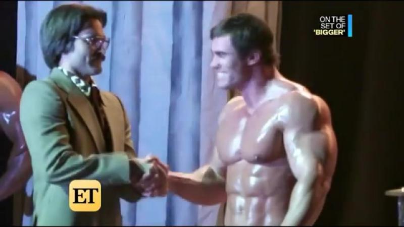 Калум Вон Могер в роли Арни. Первый кадр со съемочной площадки