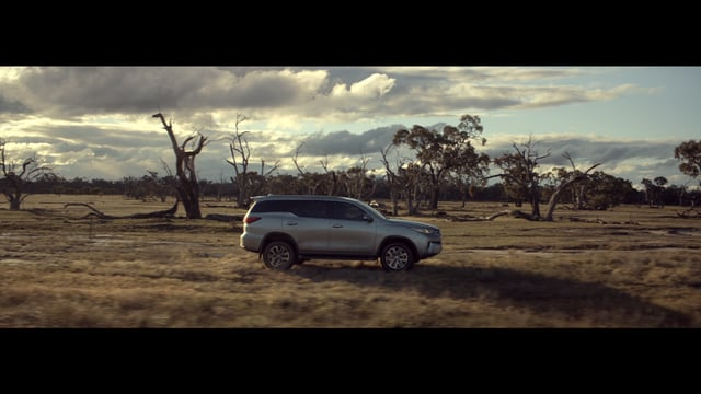 TOYOTA FORTUNER – Bred for Adventure