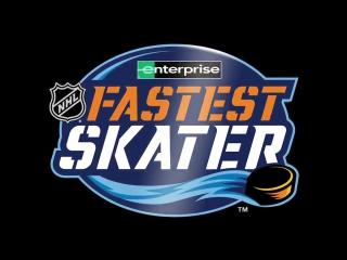 Nhl fastest skater #nhlallstar skills competition
