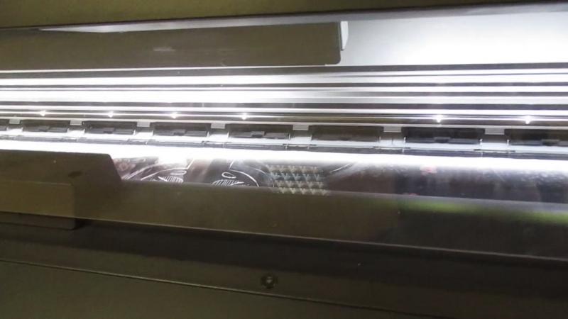 Онли-Пресс. ☆☆☆ Как печатает наш широкоформатный принтер ☆☆☆