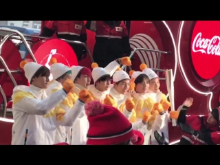 [VK][180113] MONSTA X fancam @ PyeongChang 2018 Olympic Torch Relay Live-Day74
